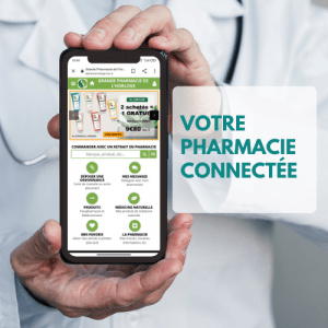 pharmacie mobile & connectée