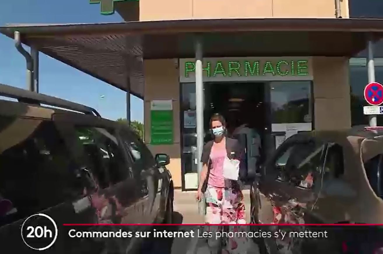 confinement pharmacie