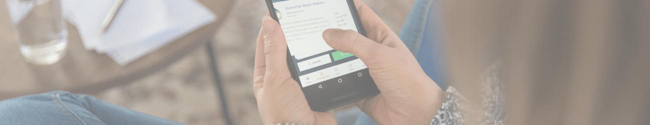 application mobile pharmacie