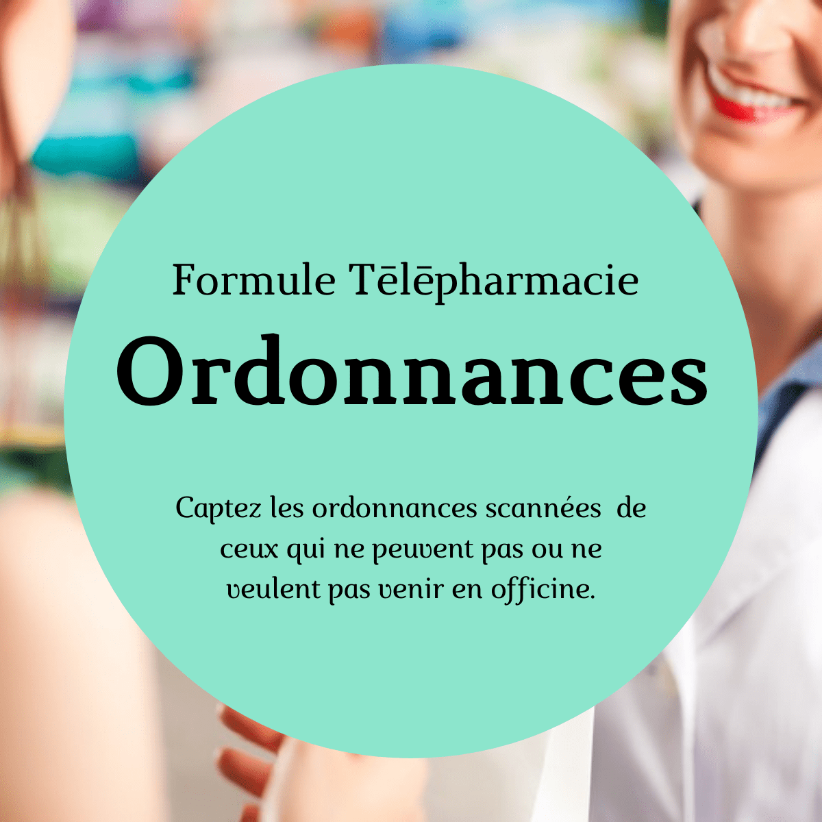 Formule ordonnance pharmacie